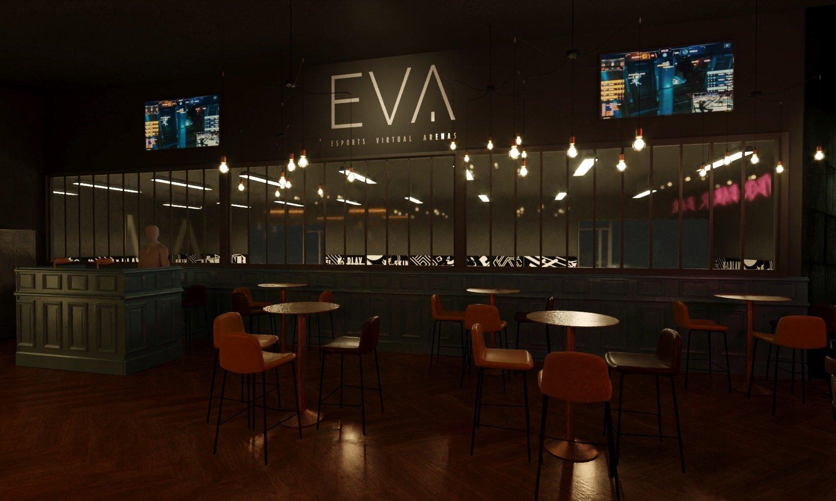 EVA spectating area