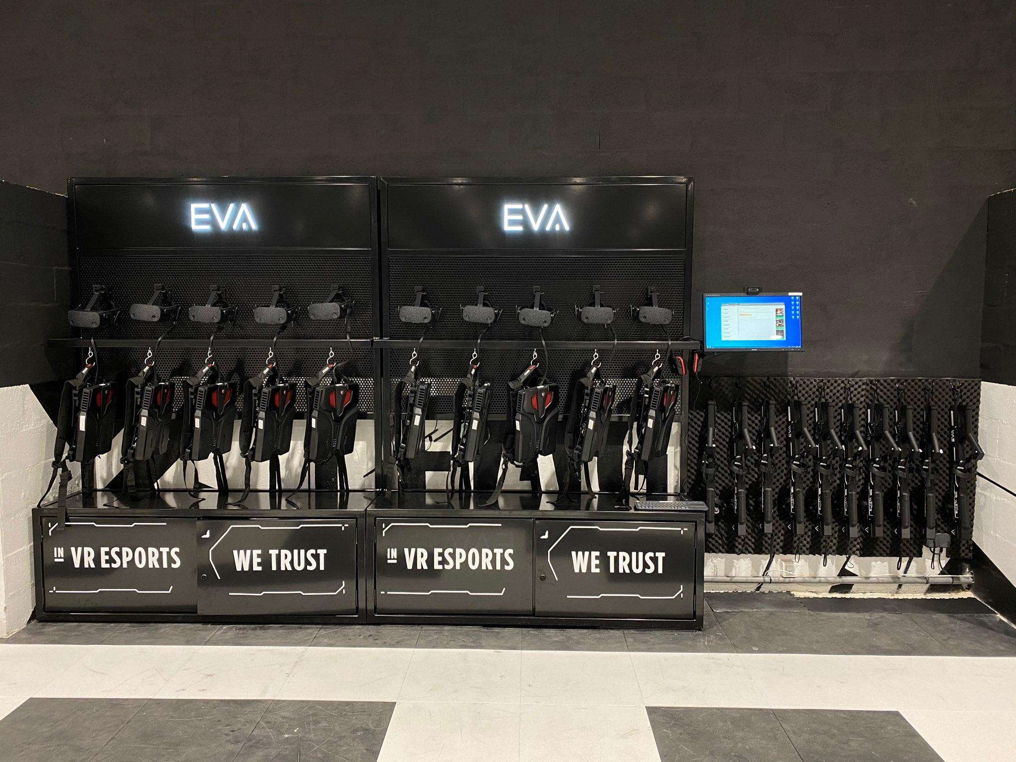 EVA full hardware